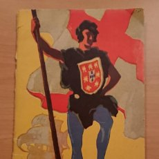 Catálogos publicitarios: ANTIGUO PLANO DE PORTUGAL, COMISSAO DE PROPAGANDA DE TURISMO DE PORTUGAL NO ESTRANGEIRO . Lote 119144795