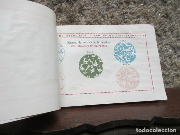 Catálogos publicitarios: CORDOBA MADRID 1911 - SOCIEDAD DE UTENSILIOS Y PRODUCTOS ESMALTADOS - CATALOGO VAJILLA HOGAR + INFO - Foto 4 - 119212031