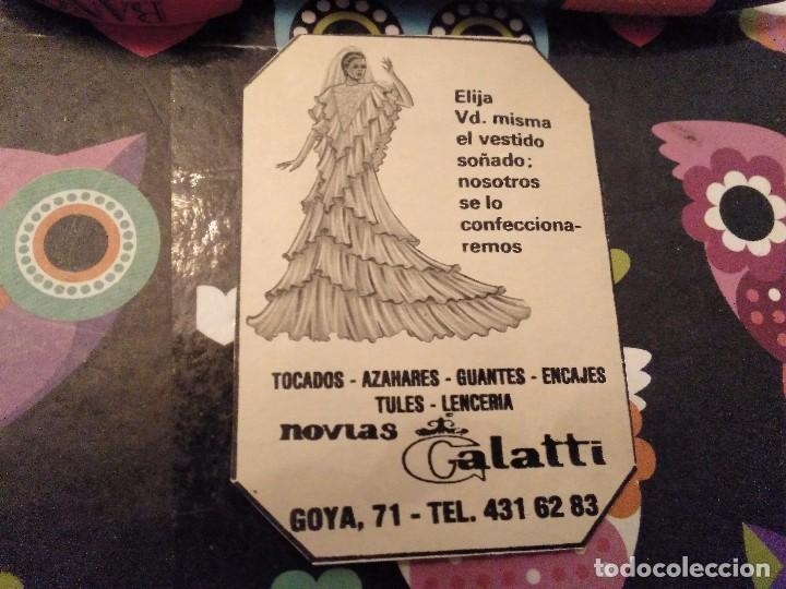 Anuncios publicitarios de vestidos de novia