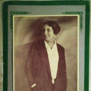 1929 Programa comedia dramática ZAZÀ María Vila. Pio Davi. Teatre català. Teatro catalán. Romea