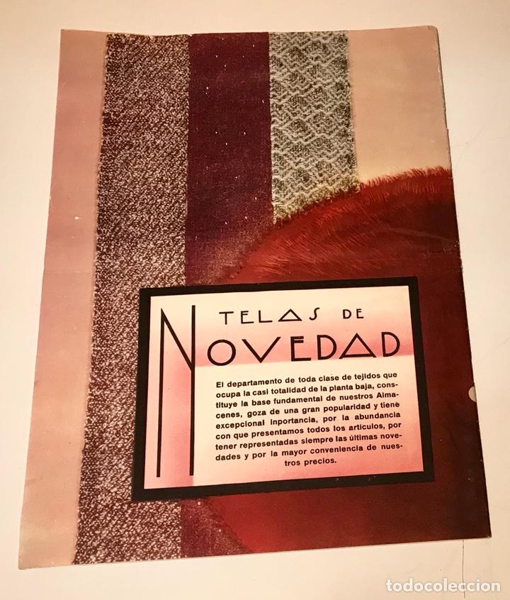 Catálogos publicitarios: Catálogo Almacenes Jorba. Barcelona y Manresa. Invierno 1934-1935. Ilustrado - Foto 2 - 120299111