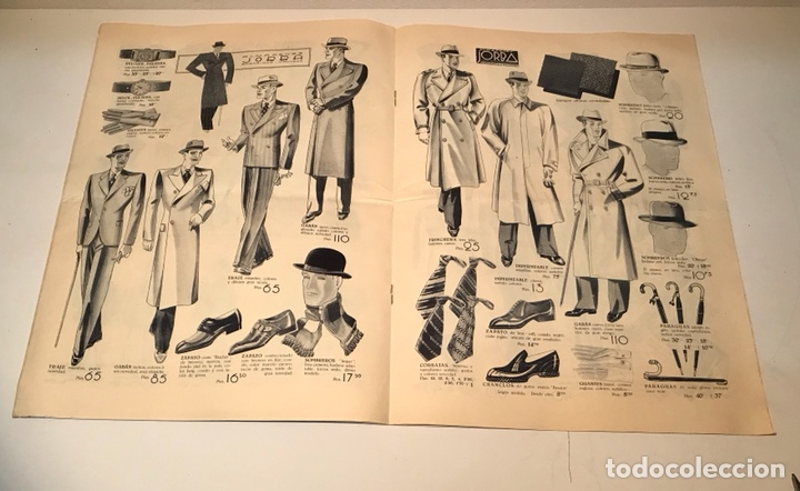 Catálogos publicitarios: Catálogo Almacenes Jorba. Barcelona y Manresa. Invierno 1934-1935. Ilustrado - Foto 7 - 120299111