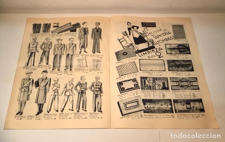 Catálogos publicitarios: Catálogo Almacenes Jorba. Barcelona y Manresa. Invierno 1934-1935. Ilustrado - Foto 8 - 120299111