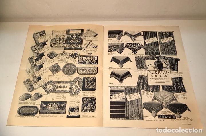 Catálogos publicitarios: Catálogo Almacenes Jorba. Barcelona y Manresa. Invierno 1934-1935. Ilustrado - Foto 9 - 120299111