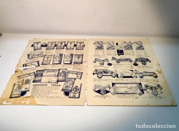 Catálogos publicitarios: Catálogo Almacenes Jorba. Barcelona y Manresa. Géneros Blancos. Del 1 al 28 de Febrero de 1934. - Foto 2 - 120304332