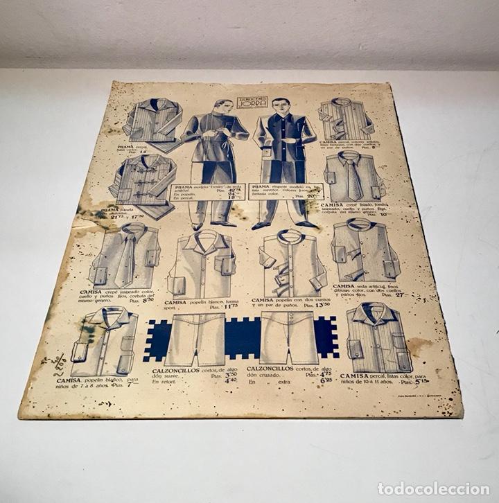 Catálogos publicitarios: Catálogo Almacenes Jorba. Barcelona y Manresa. Géneros Blancos. Del 1 al 28 de Febrero de 1934. - Foto 4 - 120304332