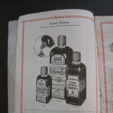 Catálogos publicitarios: PELIKAN - CATALOGO PRODUCTOS - BARCELONA 1936 -VER FOTOS-(V-14.417). Lote 120338915