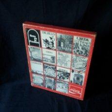 Catálogos publicitarios: PATRIMONIO ARTISTICO 1 - COCA COLA - CAJA CON 15 FOLLETOS - PATRIMONIO ARQUITECTONICO 1975. Lote 120730023