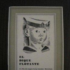 Catálogos publicitarios: EL DIQUE FLOTANTE - CATALOGO - DIBUJOS OBIOLS -VER FOTOS-(V-14.501). Lote 121048307