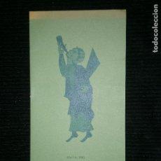 Catálogos publicitarios: F1 SEXTO CATALOGO DE LIBROS DE JOSE J.DE OLAÑETA EDITOR ABRIL 1983 PARA LOS AMANTES DE LOS LIBROS . Lote 121595207