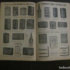 Catálogos publicitarios: CASA SANTIVERI - PRODUCTOS NATURALES - FARMACIA - CATALOGO -VER FOTOS - (V-14.777). Lote 123368863