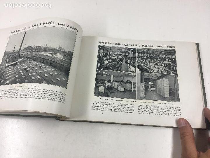 Catálogos publicitarios: BARCELONA ARTÍSTICA E INDUSTRIAL. AÑO 1916, CATÁLOGO DE FABRICAS Y COMERCIOS. 19X28CM. - Foto 5 - 124021167