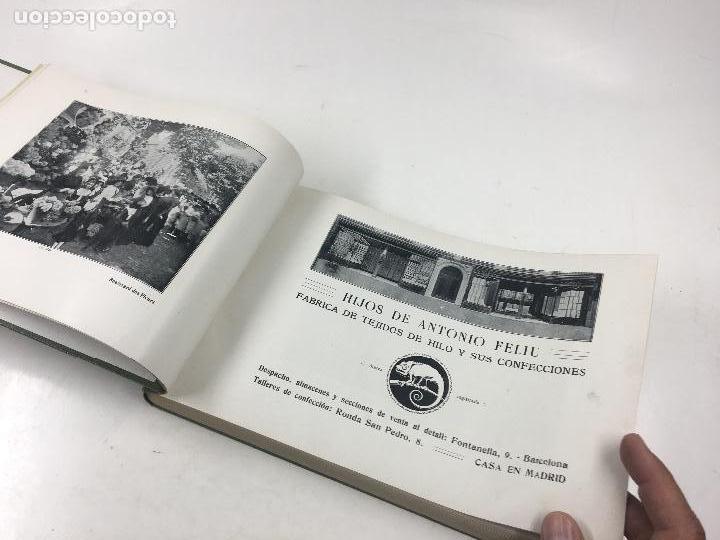 Catálogos publicitarios: BARCELONA ARTÍSTICA E INDUSTRIAL. AÑO 1916, CATÁLOGO DE FABRICAS Y COMERCIOS. 19X28CM. - Foto 9 - 124021167
