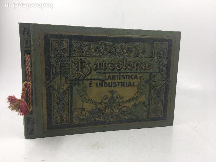 Catálogos publicitarios: BARCELONA ARTÍSTICA E INDUSTRIAL. AÑO 1916, CATÁLOGO DE FABRICAS Y COMERCIOS. 19X28CM. - Foto 10 - 124021167