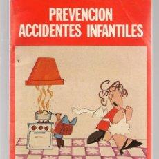 Catálogos publicitarios: PREVENCIÓN ACCIDENTES INFANTILES. PUBLICI: DADMEJORAL INFANTIL (ST/B04. Lote 125205703