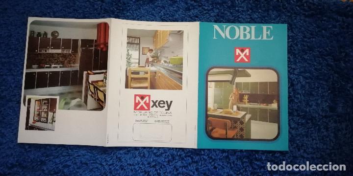 folleto muebles de cocina xey vintage año 79 - Comprar Catálogos ...