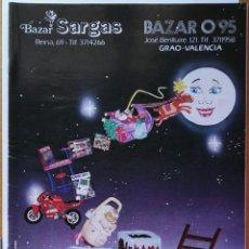 Catálogos publicitarios: CATALOGO JUGUETES 1991/1992. Lote 126068868