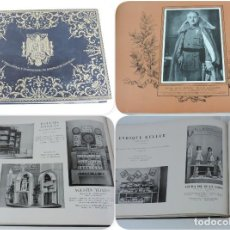 Catálogos publicitarios: X FERIA OFICIAL E INTERNACIONAL DE MUESTRAS EN BARCELONA, 8-30 SEPTIEMBRE DE 1942, TIPO MEMORIA O CA. Lote 126545455