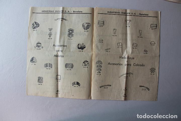 Catálogos publicitarios: CATÁLOGO PUBLICITARIO INDUSTRIAS GUILLÉN, SA, BARCELONA - Foto 2 - 127590155