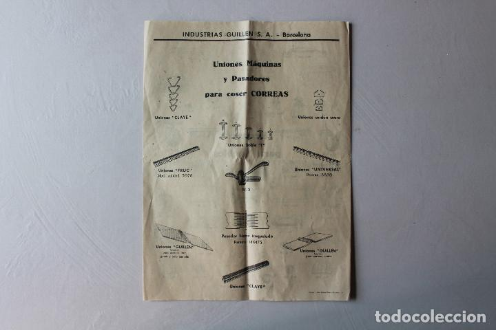 Catálogos publicitarios: CATÁLOGO PUBLICITARIO INDUSTRIAS GUILLÉN, SA, BARCELONA - Foto 4 - 127590155