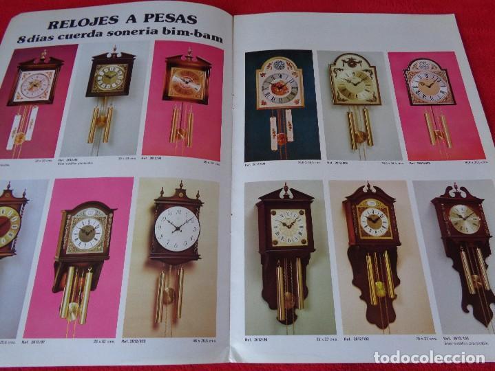 Catálogos publicitarios: CATALOGO RELOJES S.A.RELOJERIA SUIZA - RELOJ -SARS - 1975 - Foto 6 - 128556219