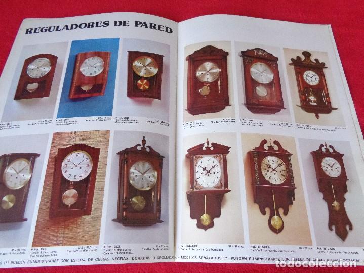 Catálogos publicitarios: CATALOGO RELOJES S.A.RELOJERIA SUIZA - RELOJ -SARS - 1975 - Foto 10 - 128556219