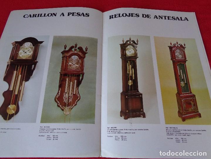 Catálogos publicitarios: CATALOGO RELOJES S.A.RELOJERIA SUIZA - RELOJ -SARS - 1975 - Foto 11 - 128556219