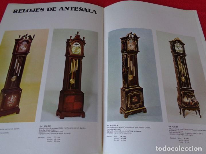 Catálogos publicitarios: CATALOGO RELOJES S.A.RELOJERIA SUIZA - RELOJ -SARS - 1975 - Foto 12 - 128556219