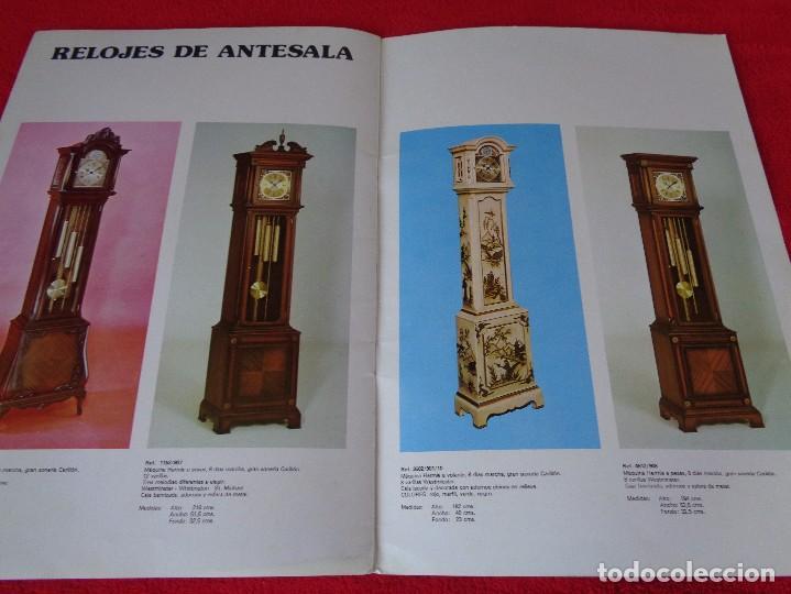 Catálogos publicitarios: CATALOGO RELOJES S.A.RELOJERIA SUIZA - RELOJ -SARS - 1975 - Foto 13 - 128556219