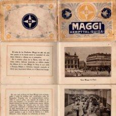 Catálogos publicitarios: CATALOGO ANTIGUO MAGGI KEMPTTAL (SUIZA). Lote 130091543