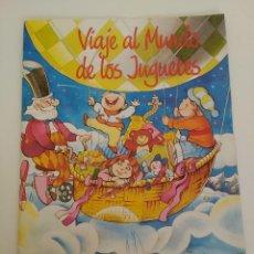 Catálogos publicitarios: ANTIGUO CATALOGO DE JUGUETES DE EL CORTE INGLES 1988. Lote 130132019