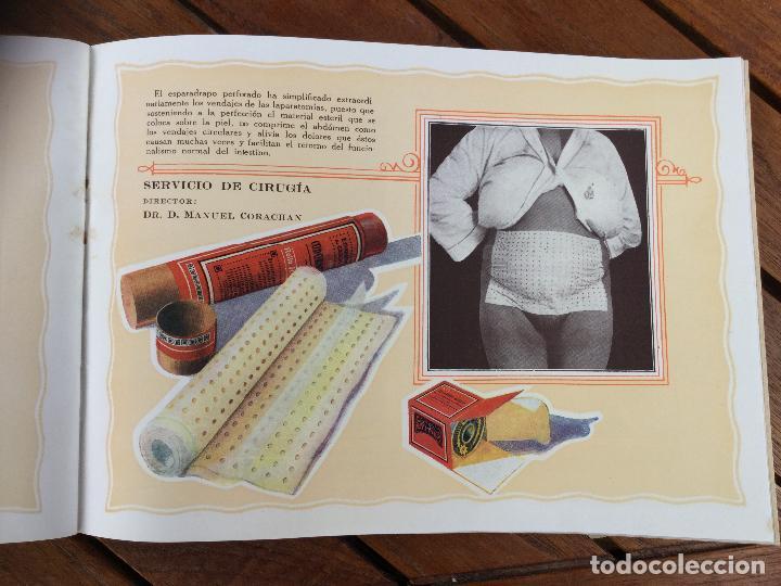 Catálogos publicitarios: CATÁLOGO ESPARADRAPO ADHESIVO CODORNIU Y GARRIGA (ORIGINAL). - Foto 8 - 130912384