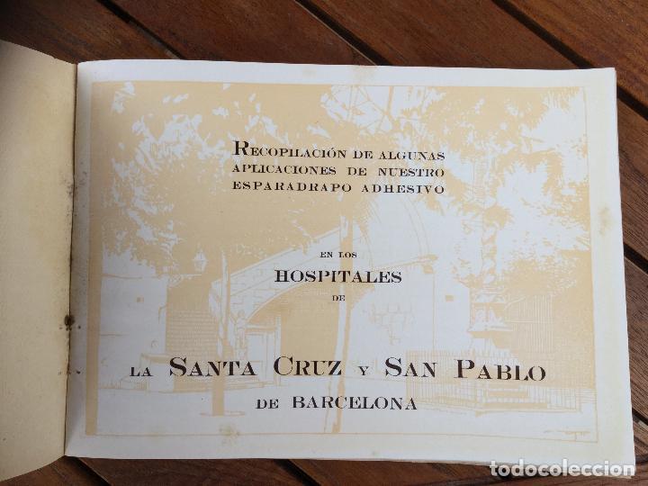 Catálogos publicitarios: CATÁLOGO ESPARADRAPO ADHESIVO CODORNIU Y GARRIGA (ORIGINAL). - Foto 23 - 130912384