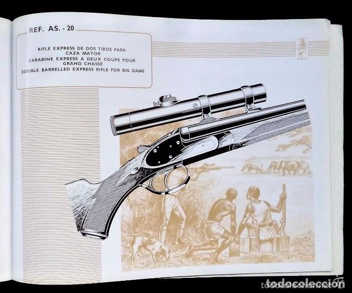 Catálogos publicitarios: CATALOGO GENERAL. ASOCIACIÓN ARMERA. AÑO: 1972. IMPRESO POR FOURNIER. EIBAR. GUIPÚZCOA. ESPAÑA. - Foto 5 - 131273275