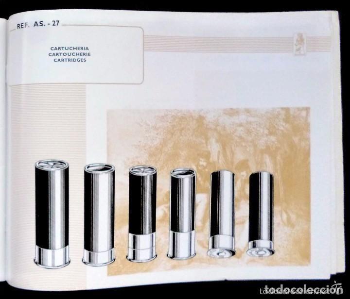 Catálogos publicitarios: CATALOGO GENERAL. ASOCIACIÓN ARMERA. AÑO: 1972. IMPRESO POR FOURNIER. EIBAR. GUIPÚZCOA. ESPAÑA. - Foto 7 - 131273275