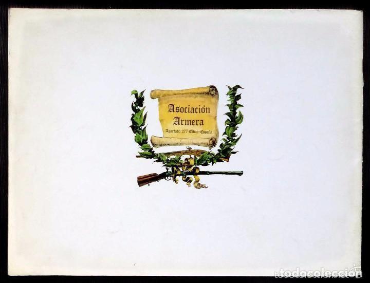 Catálogos publicitarios: CATALOGO GENERAL. ASOCIACIÓN ARMERA. AÑO: 1972. IMPRESO POR FOURNIER. EIBAR. GUIPÚZCOA. ESPAÑA. - Foto 8 - 131273275