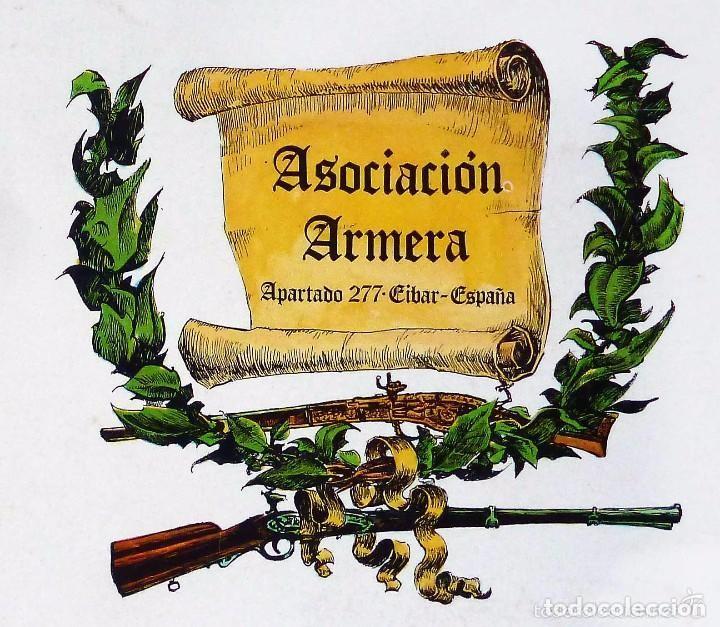 Catálogos publicitarios: CATALOGO GENERAL. ASOCIACIÓN ARMERA. AÑO: 1972. IMPRESO POR FOURNIER. EIBAR. GUIPÚZCOA. ESPAÑA. - Foto 9 - 131273275