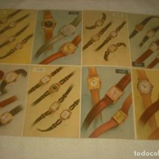 Catálogos publicitarios: RELOJES ARCTOS , CATALOGO PUBLICITARIO.. Lote 131726226