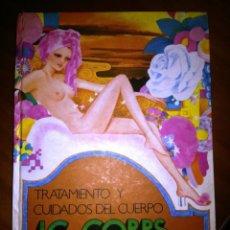 Catálogos publicitarios: TRATAMIENTO Y CUIDADO DEL CUERPO.. Lote 132422618