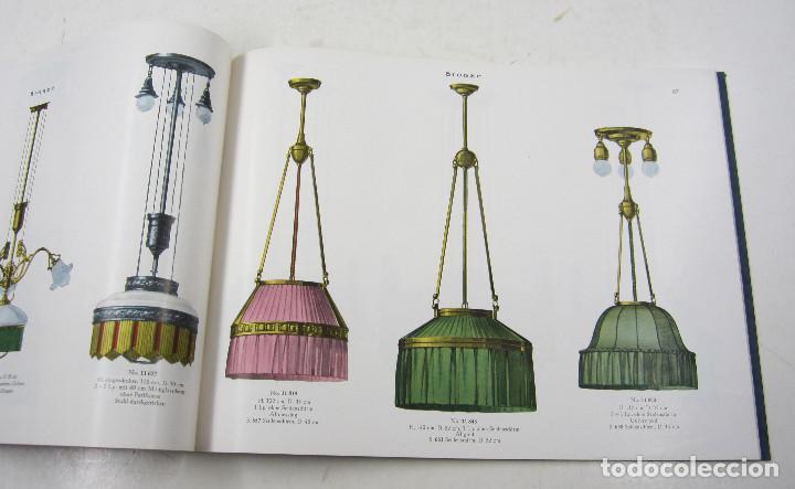 Catálogos publicitarios: Catálogo de lámparas alemanas, Niemann A. G., años 30, Berlin. 32x24cm - Foto 2 - 132632414