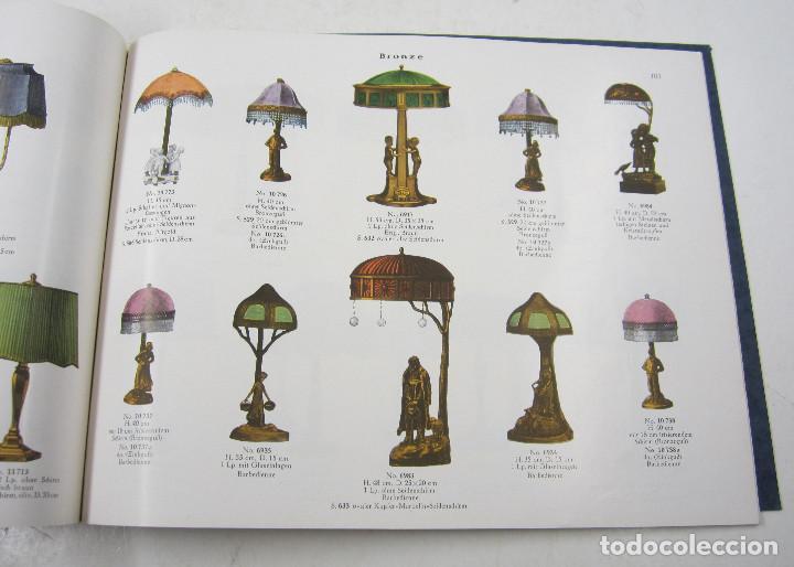 Catálogos publicitarios: Catálogo de lámparas alemanas, Niemann A. G., años 30, Berlin. 32x24cm - Foto 4 - 132632414