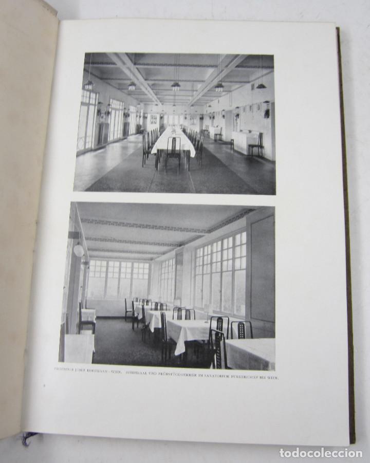 Catálogos publicitarios: Catálogo muebels alemán, 1913, Alexander Koch Handbuch, Darmstadt. 23x30,5cm - Foto 3 - 132633318