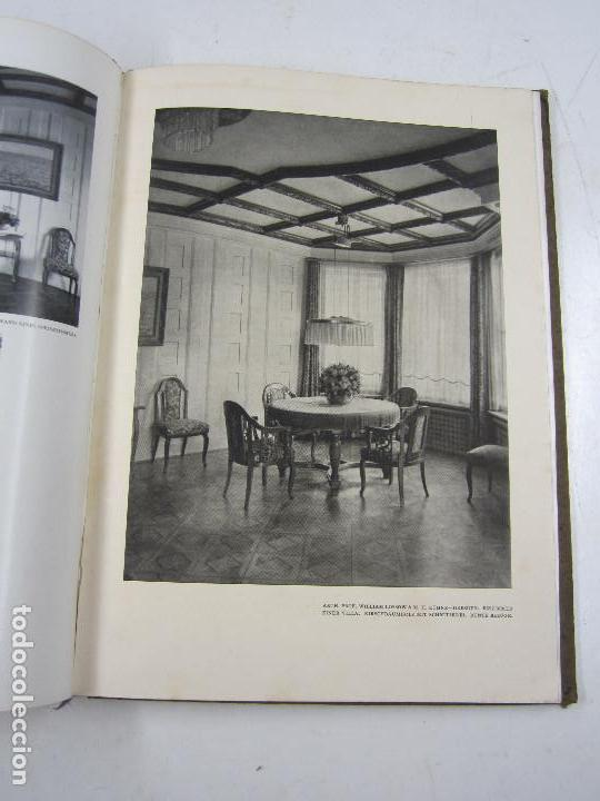 Catálogos publicitarios: Catálogo muebels alemán, 1913, Alexander Koch Handbuch, Darmstadt. 23x30,5cm - Foto 5 - 132633318
