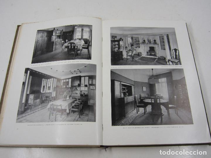 Catálogos publicitarios: Catálogo muebels alemán, 1913, Alexander Koch Handbuch, Darmstadt. 23x30,5cm - Foto 6 - 132633318
