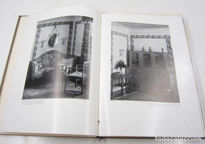 Catálogos publicitarios: Catálogo muebels alemán, 1913, Alexander Koch Handbuch, Darmstadt. 23x30,5cm - Foto 7 - 132633318