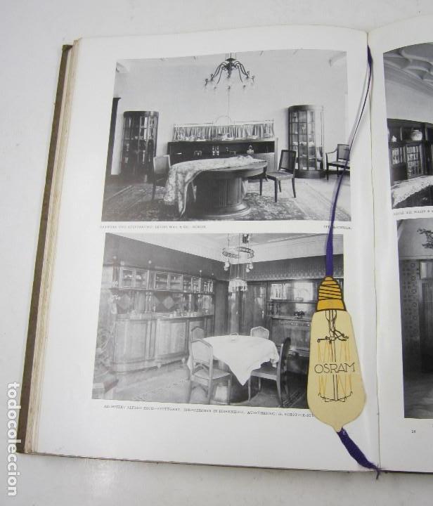 Catálogos publicitarios: Catálogo muebels alemán, 1913, Alexander Koch Handbuch, Darmstadt. 23x30,5cm - Foto 8 - 132633318