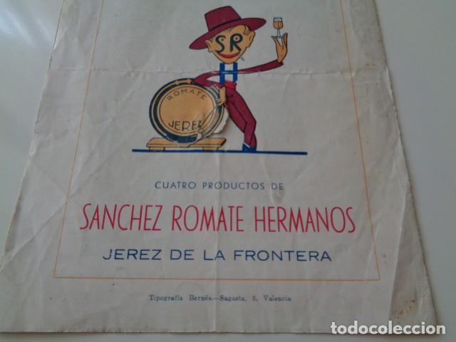 Catálogos publicitarios: VALENCIA. TERRAZA JARDÍN RIALTO. PROGRAMA DE VARIEDADES. AÑOS 60 - Foto 3 - 132685086