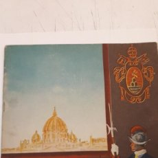 Catálogos publicitarios: CIUDAD DEL VATICANO. REVISTA DE TURISMO 1940. Lote 132933422