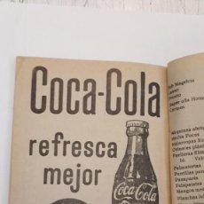 Catálogos publicitarios - Catálogo economato militar. Publicidad Málaga 1965. Precios productos. - 132941270