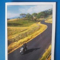 Catálogos publicitários: CATALOGO HARLEY-DAVIDSON MOTOCICLETAS 2005 / HARLEY DAVIDSON MOTOS. Lote 133398221